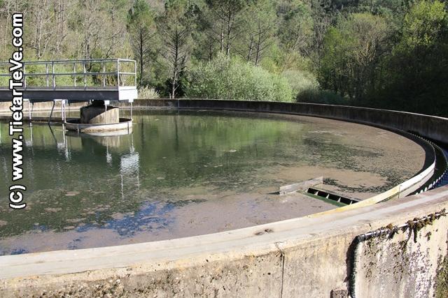 Estaci n depuradora de aguas residuales edar de arenas for Depuradora aguas residuales