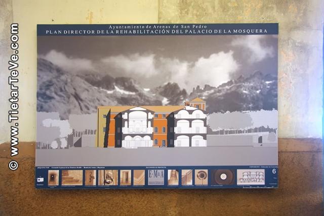 Plan Director Palacio Mosquera - Fachada inacabada - Secciones del proyecto copia