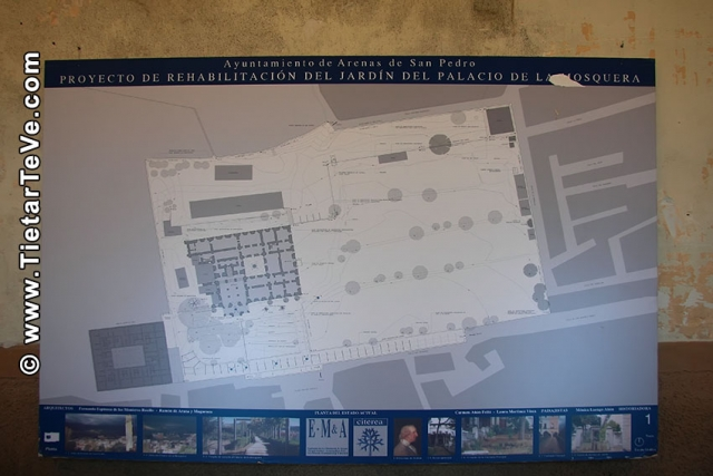 Plan Director Palacio Mosquera - Planta del estado actual copia