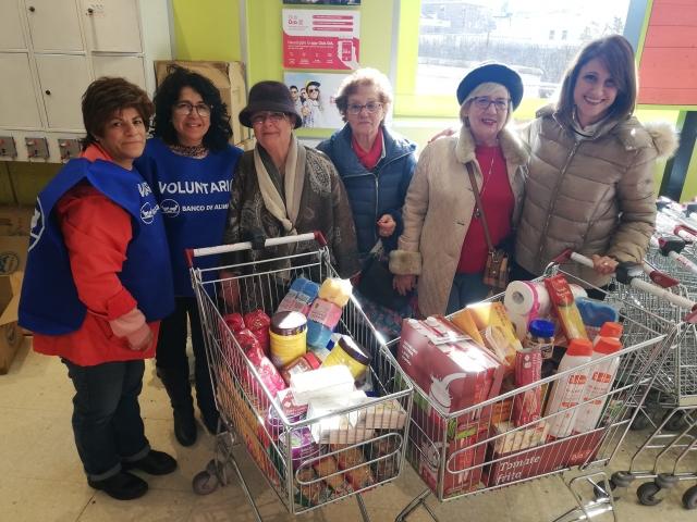 2019-11-22-RecogidaAlimentos-Arenas-2