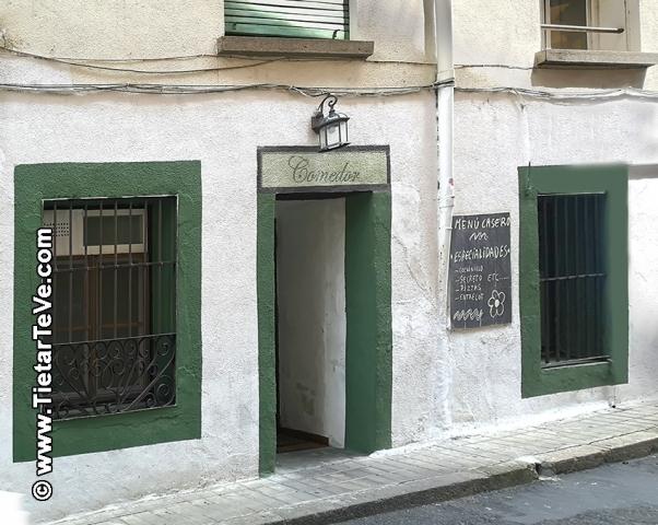 Restaurante Tu Veras - Arenas (16) CFR