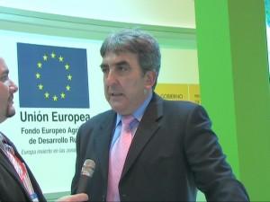 FITUR 2010 Eduardo Tiemblo Pte. CEDER y alcalde de Guisando