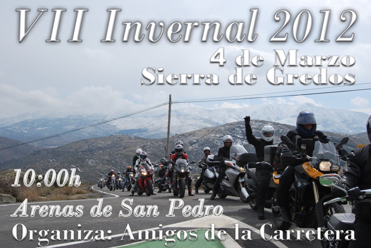VII Ruta Invernal 2012