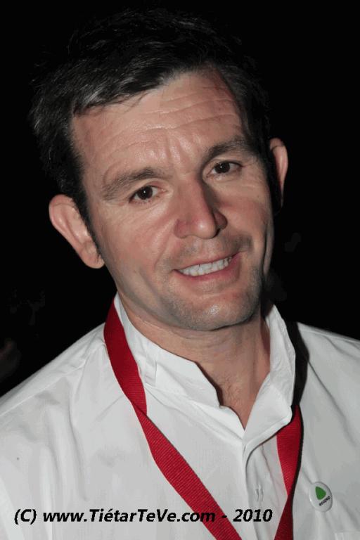 Pablo García, organizador de Ecopop