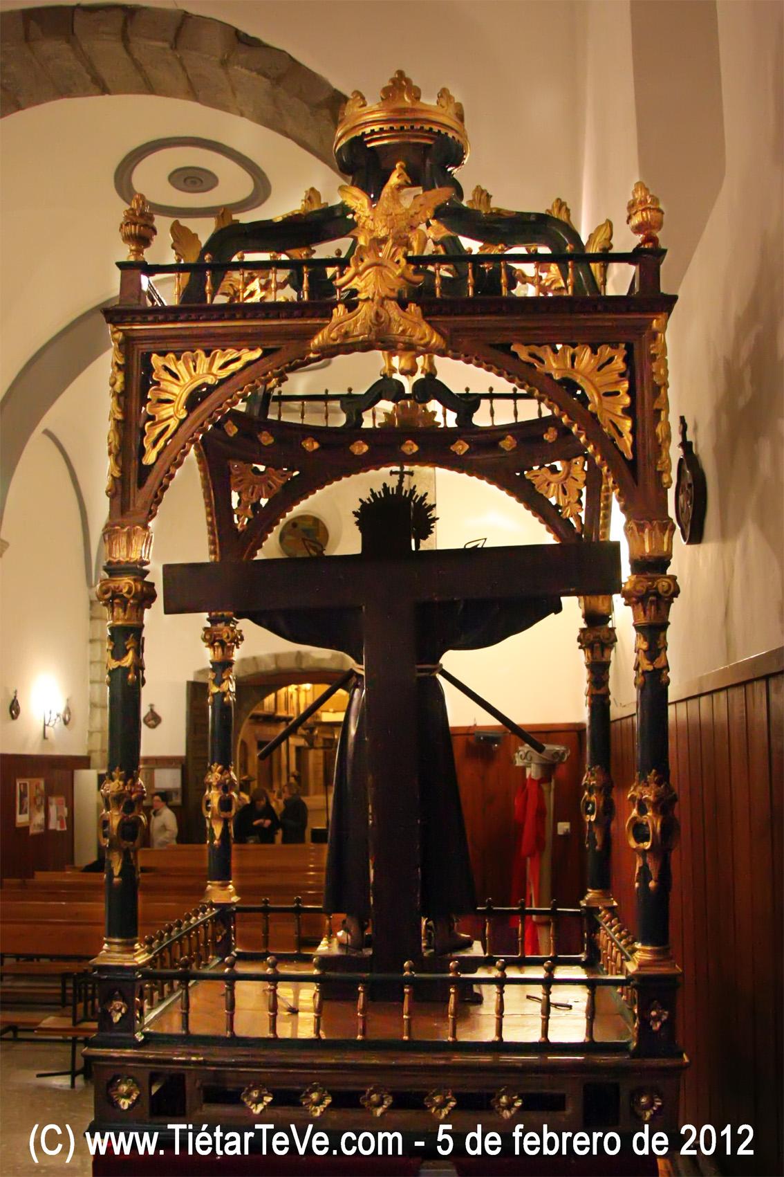 Imagen de San Pedro Bautista de San Esteban del Valle - TiétarTeVe.com