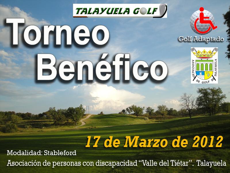 Torneo Golf Talayuela
