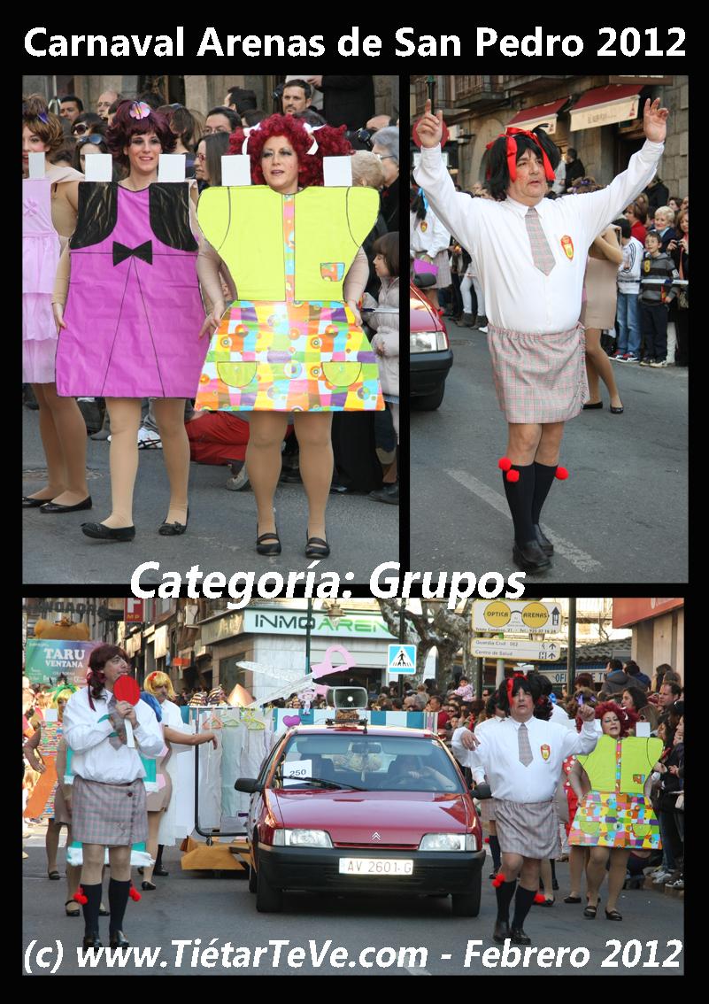 Carnaval Arenas 201 2- Otros Grupos