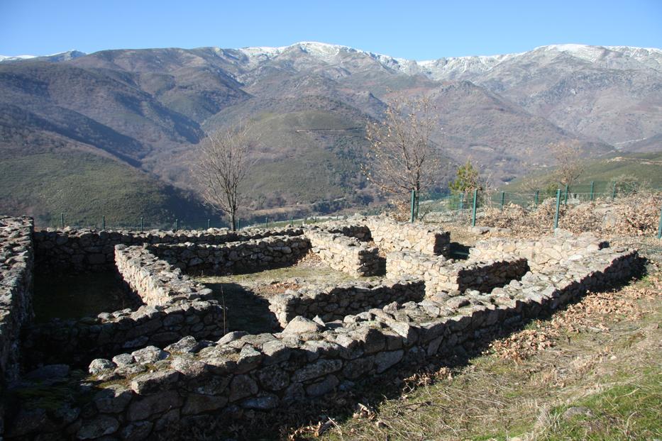 El Raso y la Sierra de Gredos