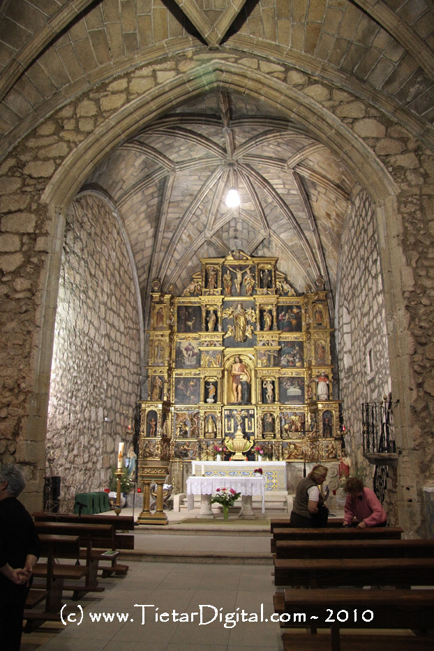 Iglesia de Lanzahita