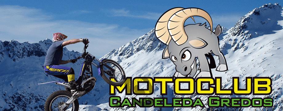 Logotipo Motoclub Candeleda Gredos