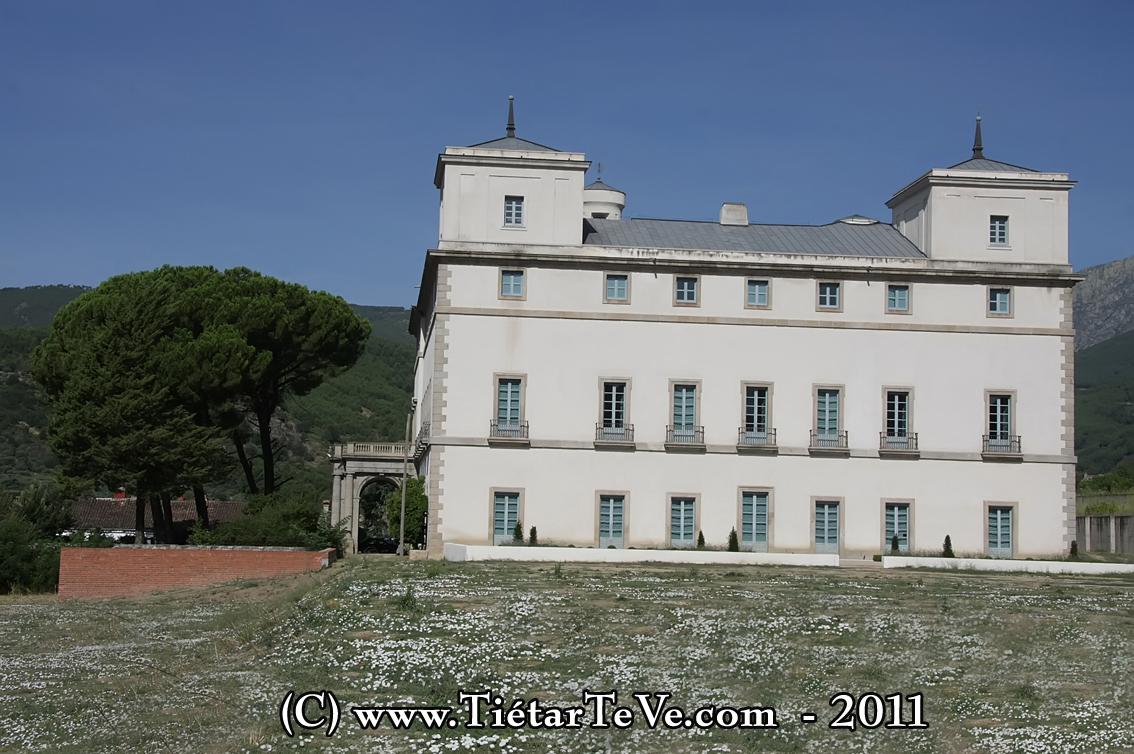 Palacio Real del Infante Don Luis de Borbón o de La Mosquera