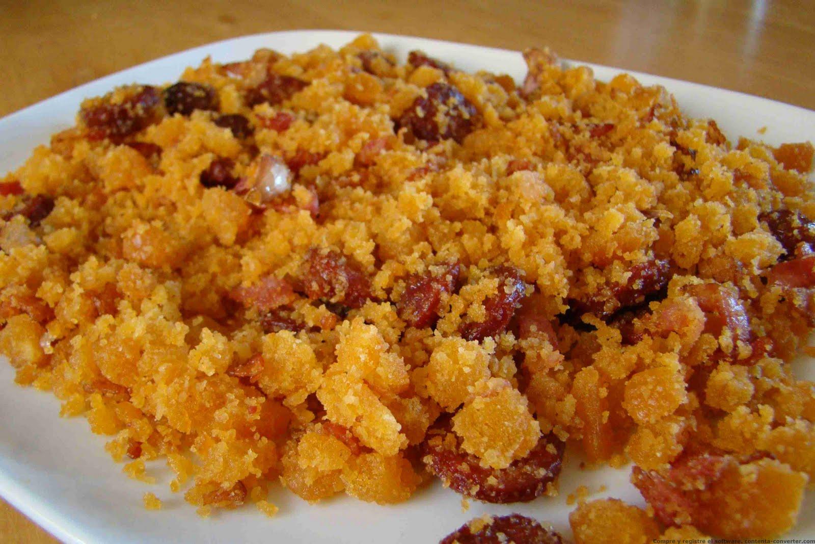 Gastronomía del Valle del Tiétar - Migas - TiétarTeVe