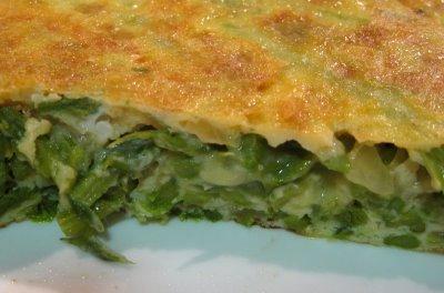 Gastronomía del Valle del Tiétar - Tortilla de Tarallos - TiétarTeVe