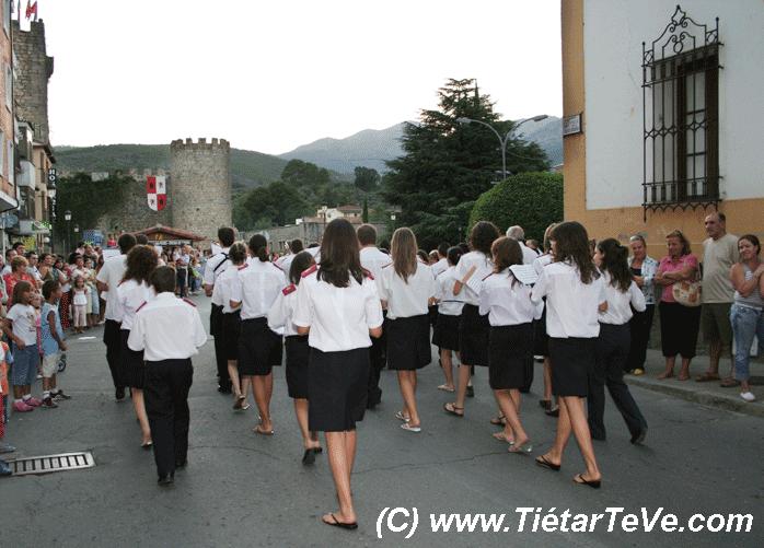 La Banda Municipal de Música de Arenas de San Pedro