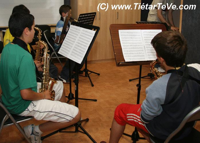 Grupo de Saxofón