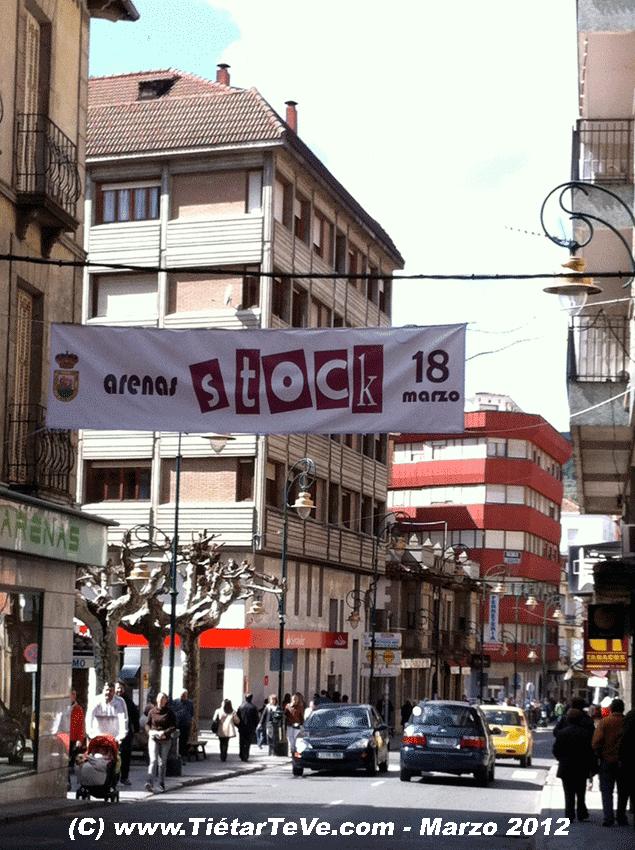 I Arenas Stock
