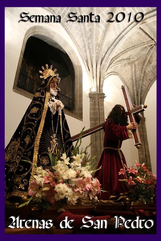 Semana Santa en Arenas de San Pedro