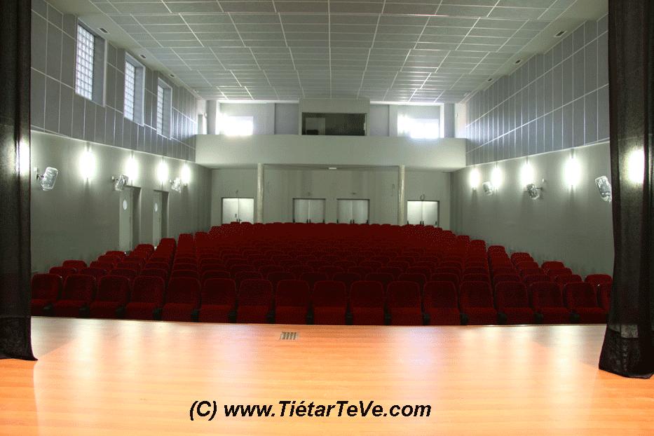 Salón de Actos del Centro Cultural Josefina Carabias