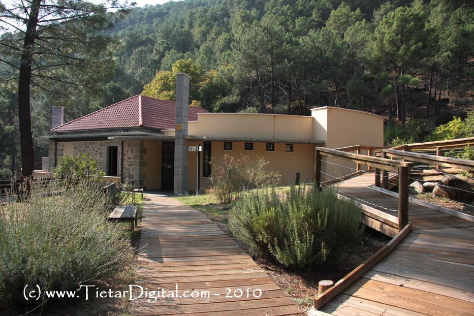 Casa del Parque El Risquillo en Guisando