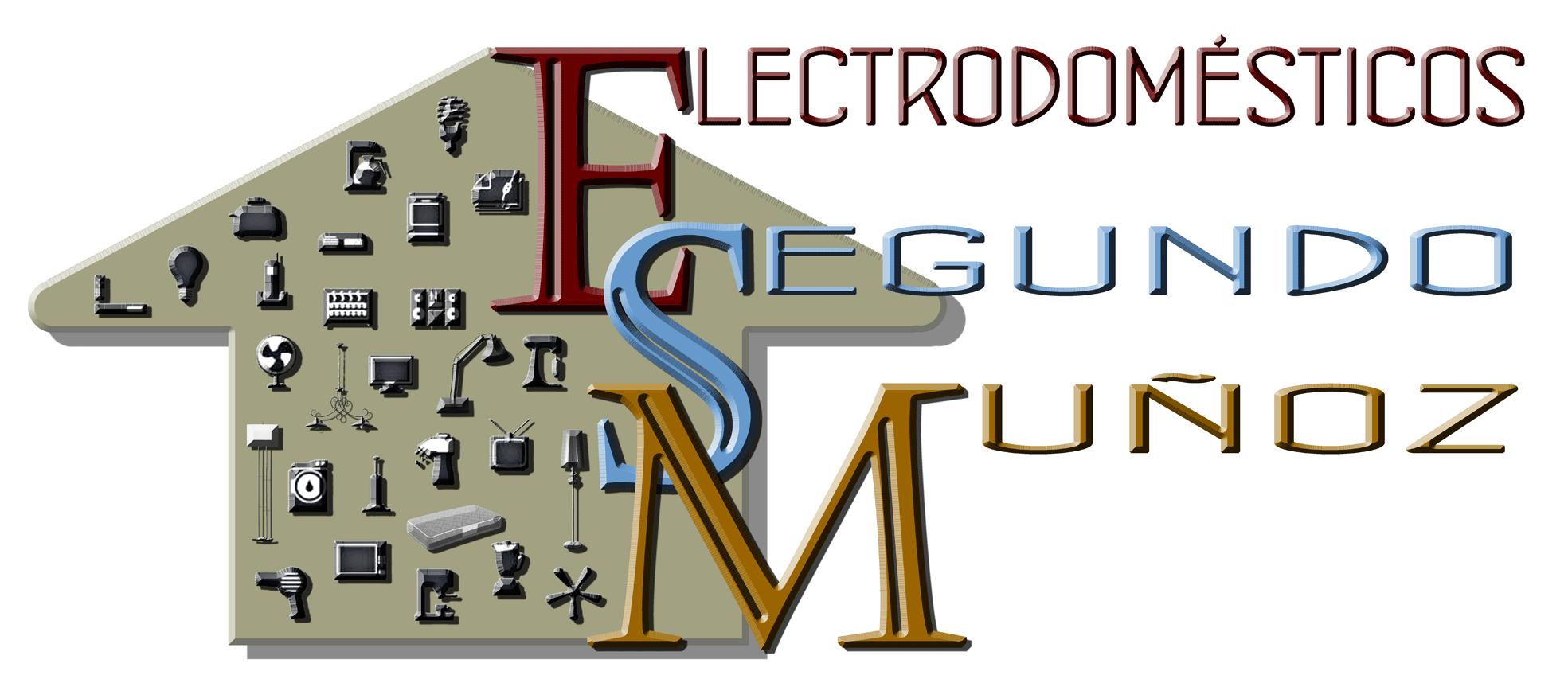 Logotipo Electrodomésticos Segundo Muñoz