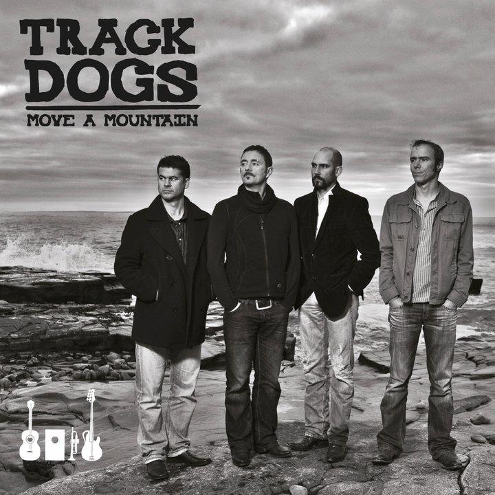 Track Dogs - Portada disco