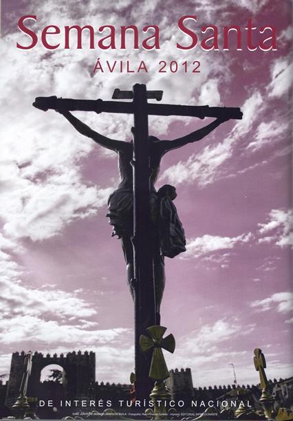 Cartel de la Semana Santa en Ávila 2012