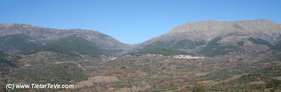 Bienes de Interés Cultural - Barranco de las Cinco Villas - Valle del Tiétar - TiétarTeVe