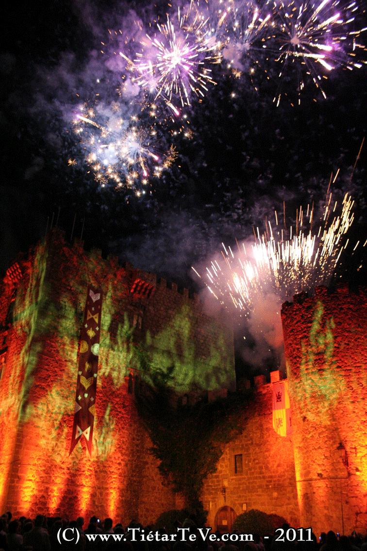 Bienes de Interés Cultural - 2006-07-29 Inauguración Castillo