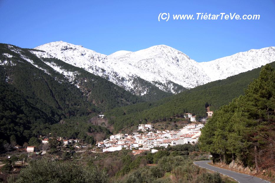 Guisando - Conjunto Histórico - Bienes de Interés Cultural - Valle del Tiétar - TiétarTeVe