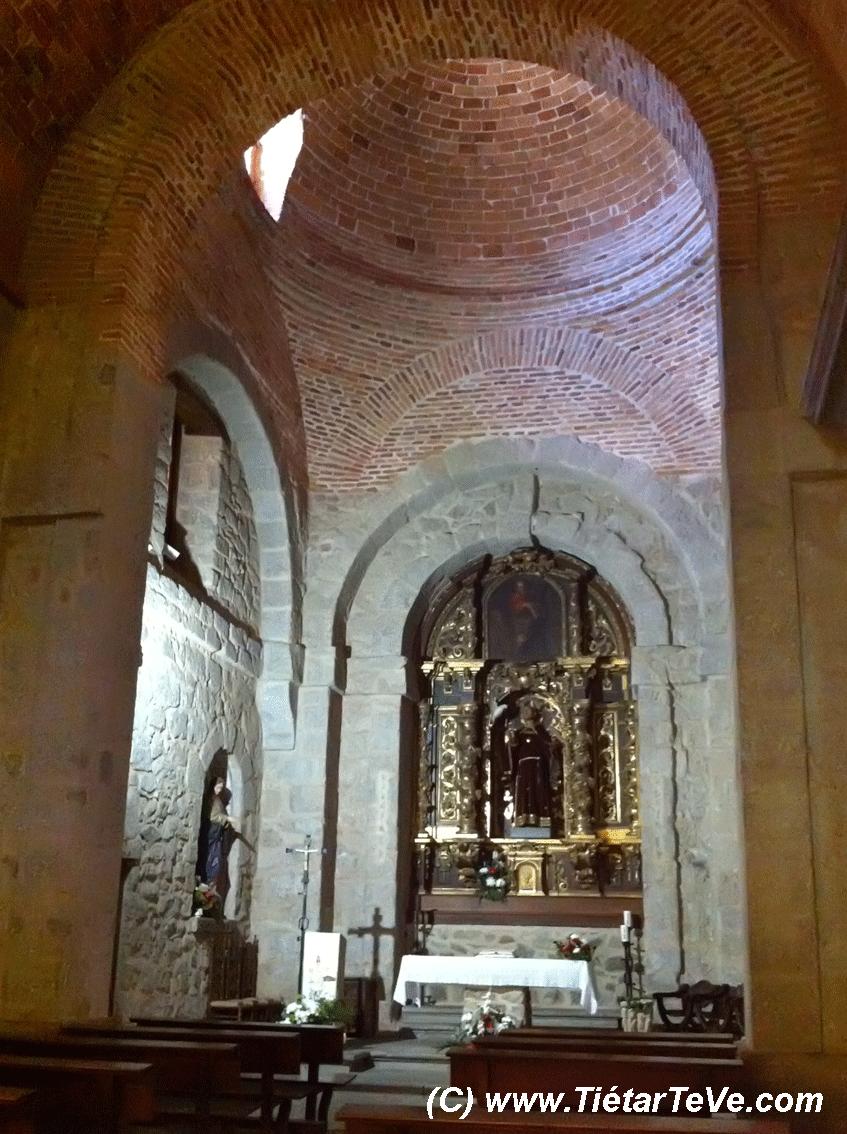 Bienes de Interés Cultural - Estatua de San Pedro de Alcántara