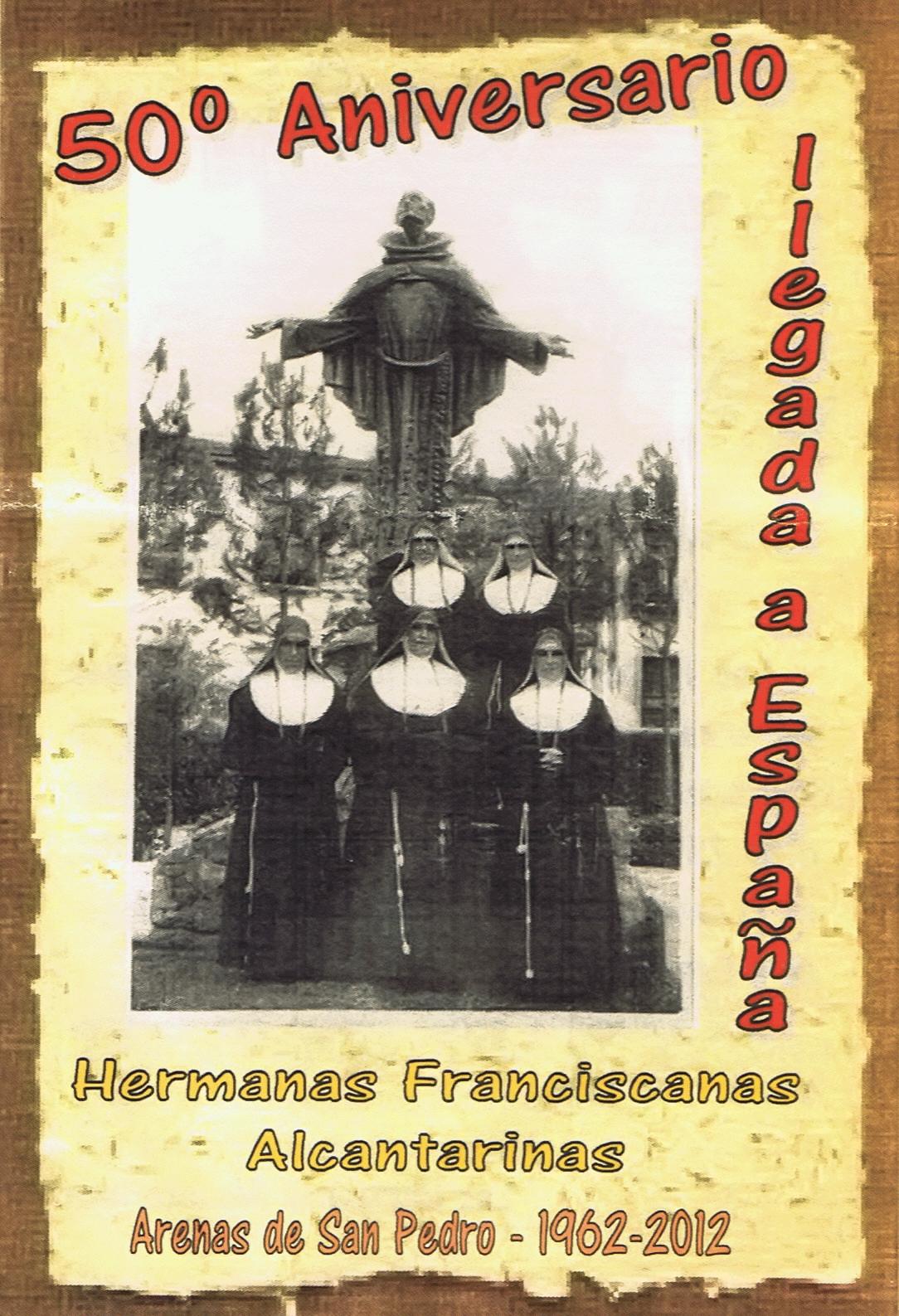 50AniversarioHnasAlcantarinas