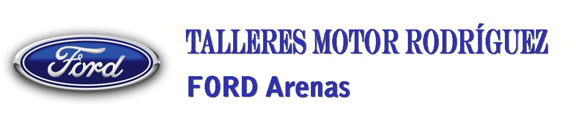 FORD Arenas - Talleres Motor Rodríguez de Arenas de San Pedro - TiétarTeVe