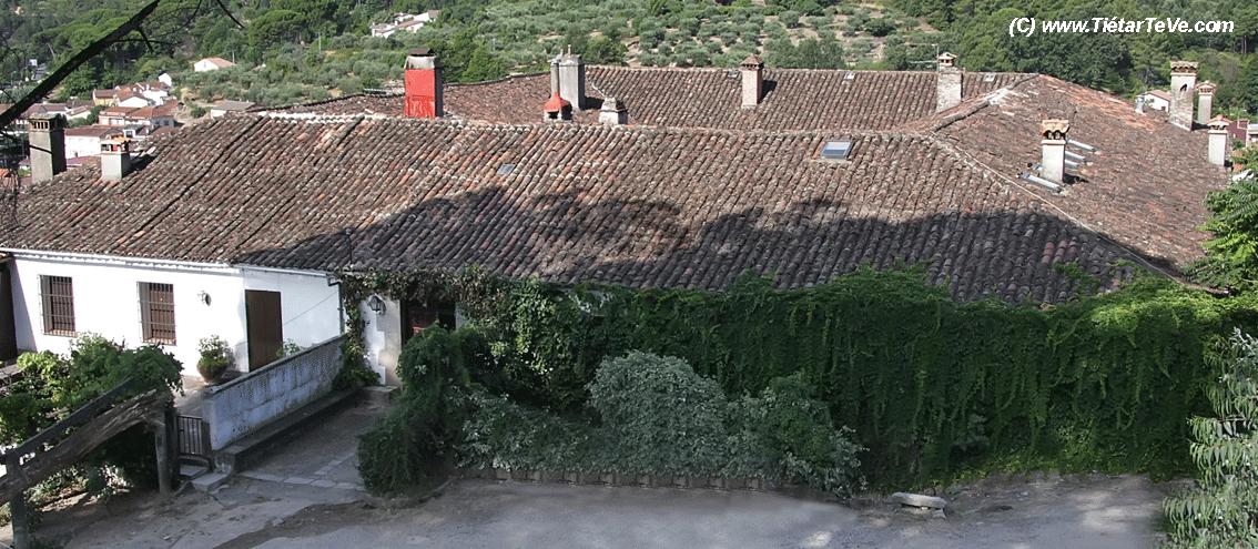 Bienes de Interés Cultural - Casa de Oficios del Palacio de la Mosquera