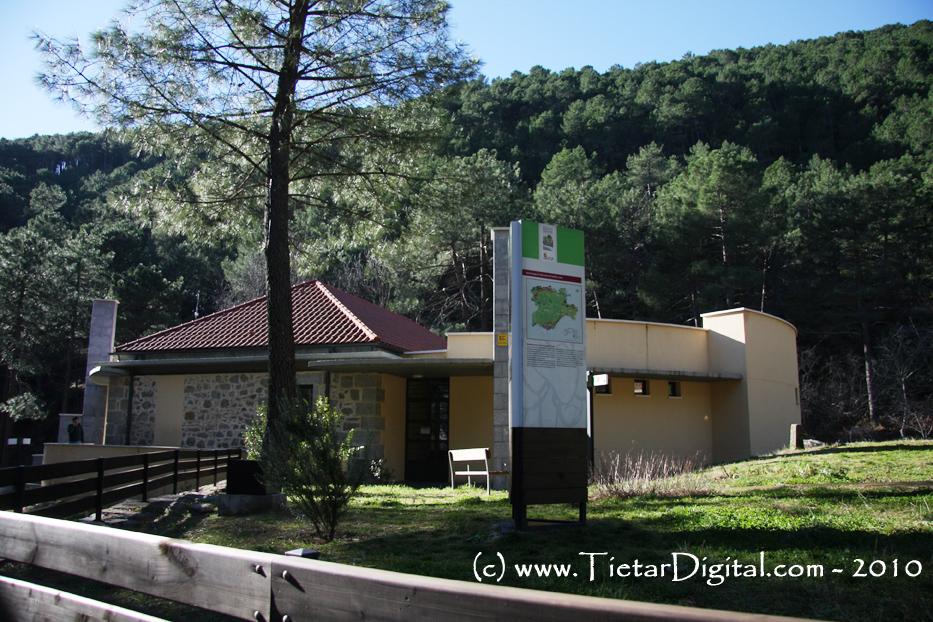 Casa del Parque El Risquillo de Guisando - TiétarTeVe