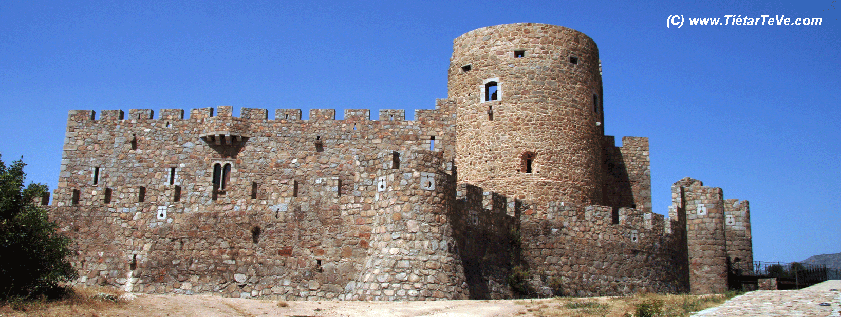 Bienes de Interés Cultural - Castillo de La Adrada