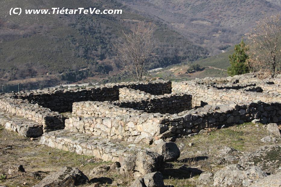 Bienes de Interés Cultural - Castro de El Raso de Candeleda - Valle del Tiétar - TiétarTeVe