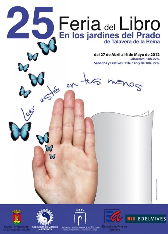 Feria del Libro de Talavera de la Reina 2012