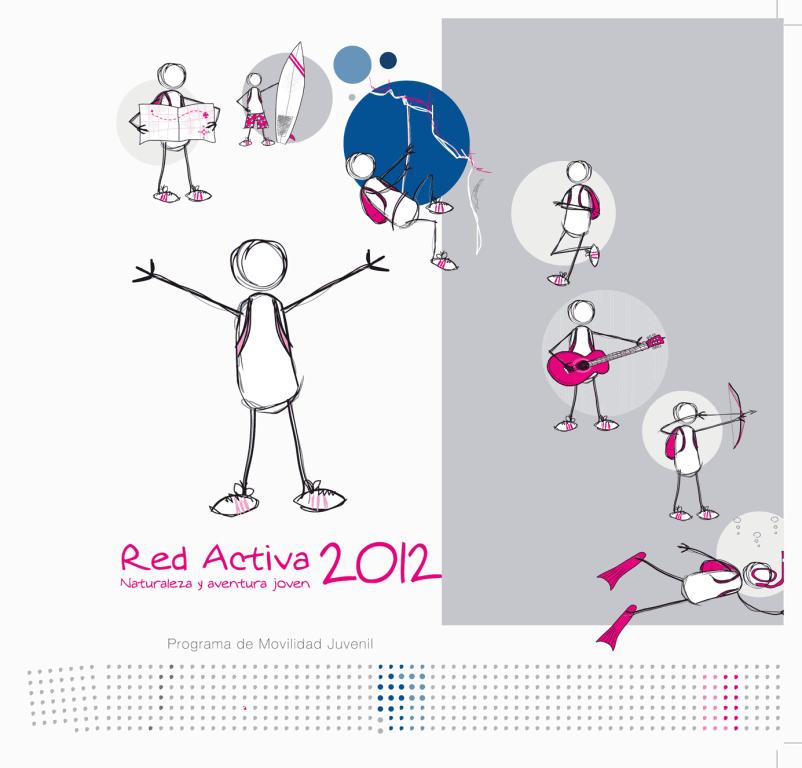 Folleto Actividades Red Activa 2012