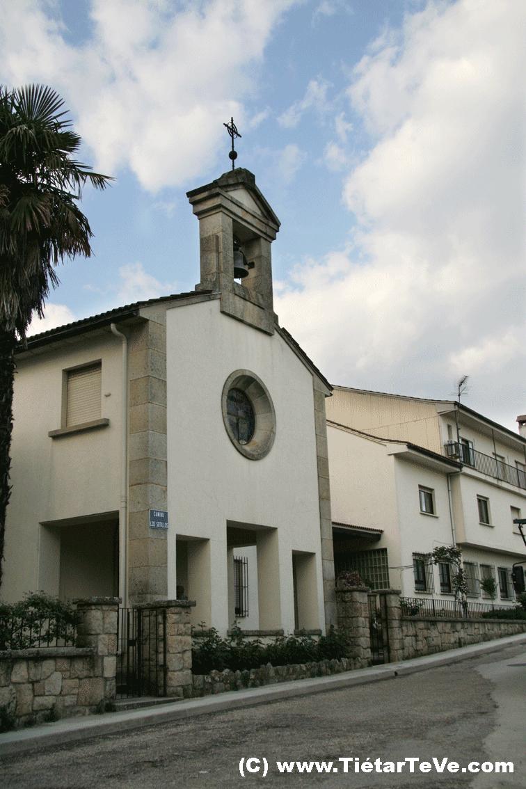 Iglesia de Lourdes de las Hermanas Franciscanas Alcantarinas