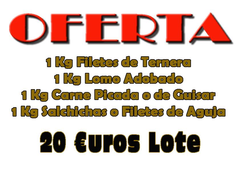 Oferta Carnicerías Jorge e Hijo (antes PrimiHijos) - Arenas de San Pedro - TiétarTeVe