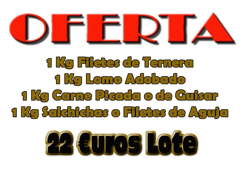Oferta Carnicería Primi e Hijos - Arenas de San Pedro - Candeleda - TiétarTeVe.com
