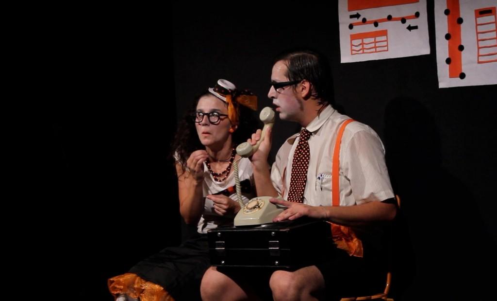 Que Te Den Teatro - Paradapara2
