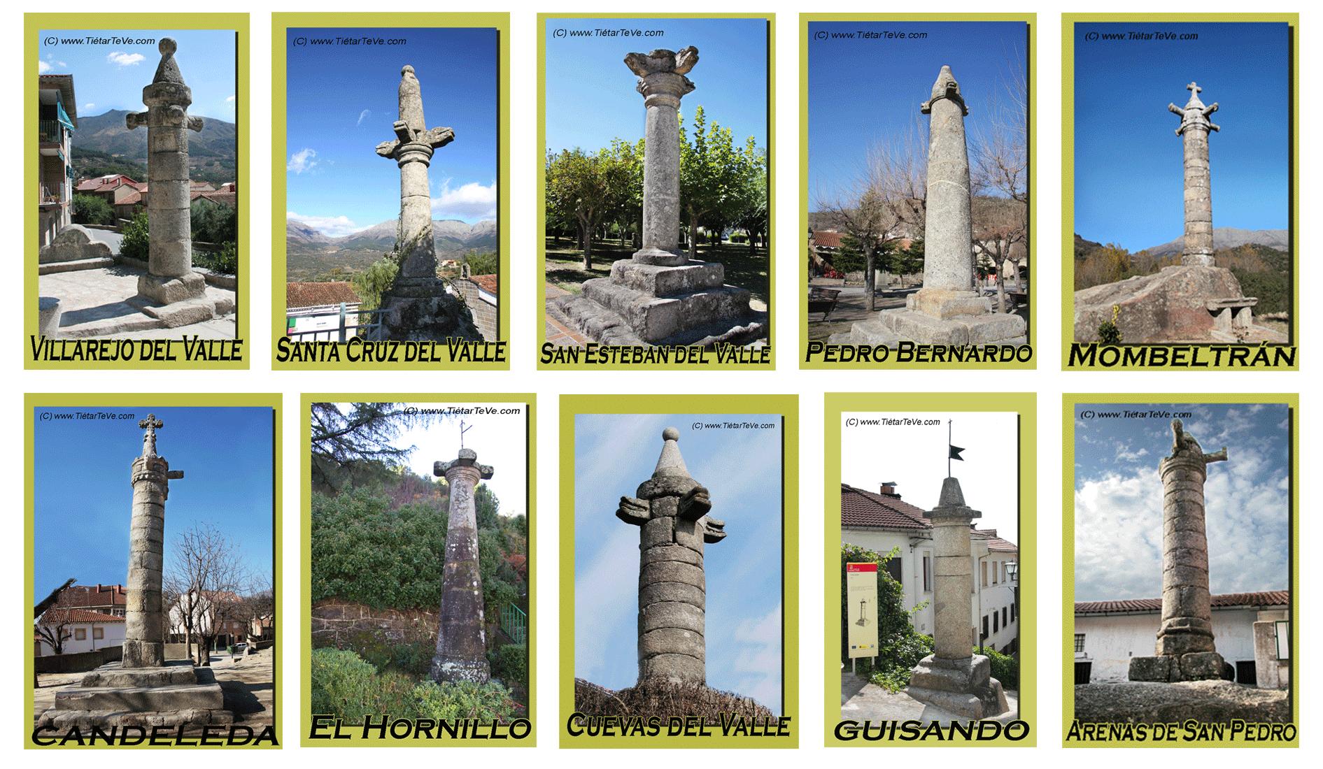 Bienes de Interés Cultural en el Valle del Tiétar - 4 de 4