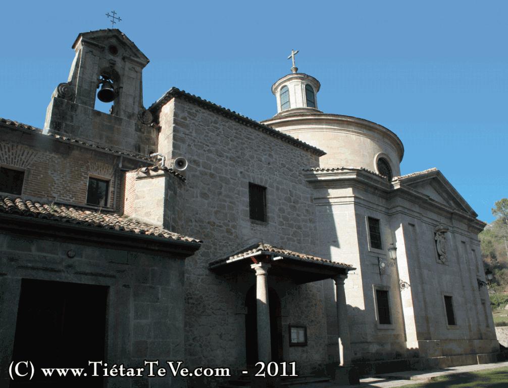 Bienes de Interés Cultural - Santuario de San Pedro de Alcántara - Valle del Tiétar - TiétarTeVe