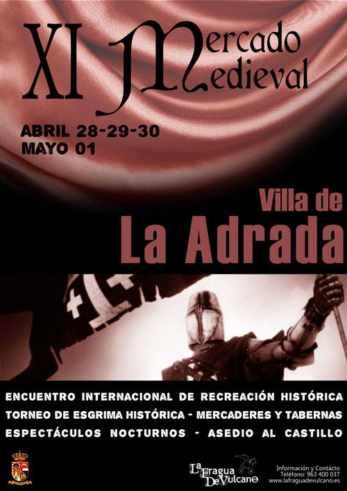 XI Mercado Medieval 2012 La Adrada