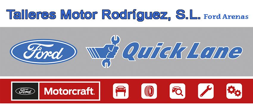 logo Quick Line Ford Arenas - Arenas de San Pedro - TiétarTeVe