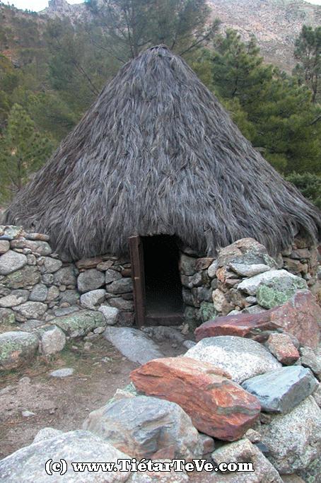 Choza en El Nogal del Barranco - Guisando