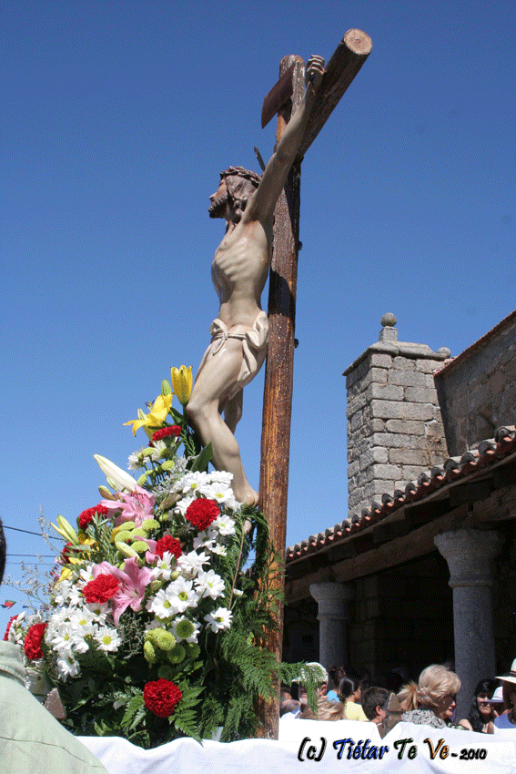 Cristo de la Luz de Hontanares