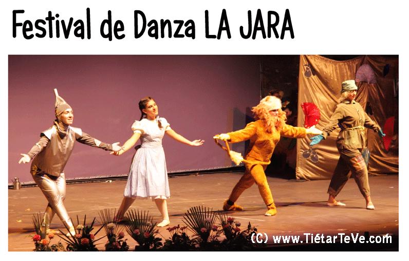 Festival de Danza de La Jara del año 2010 - El Mago de Oz