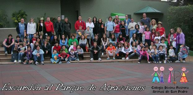 Excursión AMPA Colegio Divina Pastora 2011